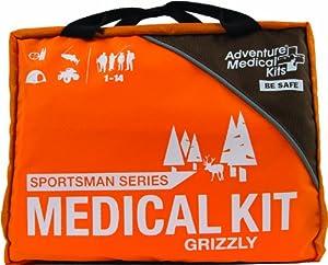 Adventure Medical Kits Adventure Medical Sportsman Grizzly Kit, 4.75 Ounce by Adventure Medical Kits (ADVBA)