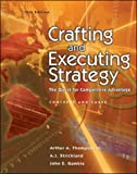 Crafting and executing strategy:the quest for competitive advantage : concepts and cases