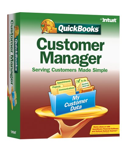 QuickBooks Customer Manager 2.x