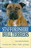 Staffordshire Bull Terriers (KW Dog) (0793823358) by Nicholas, Anna Katherine