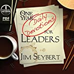 The One Year [Daily Devotions] for Leaders | Jim Seybert