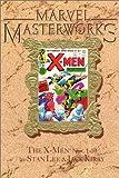 X-Men #1-10 (Marvel Masterworks, Vol. 3) (0871353083) by Lee, Stan
