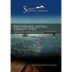 Naxos Scenic Musical Journeys Switzerland, Austria, Germany, Italy Thurgau, Steckborn, Bodensee