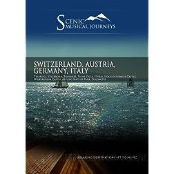 Naxos Scenic Musical Journeys Switzerland, Austria, Germany, Italy Thurgau, Steckborn, Bodensee