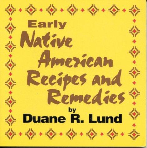 native american herbal remedies pdf