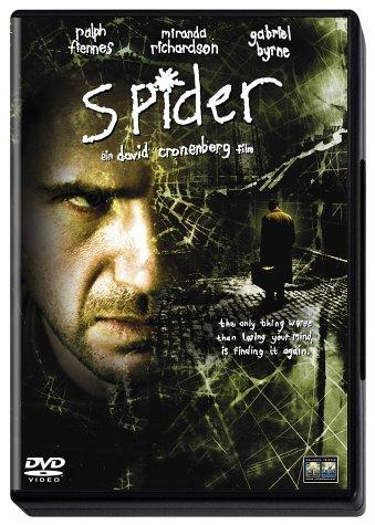 Spider [Alemania] [DVD]