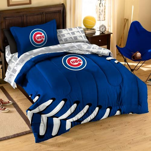 Baseball Bedding Twin 5082 front