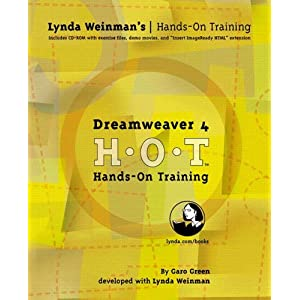 Lynda.Com Dreamweaver 8 Hands On Training (1 cd)