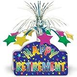 Happy Retirement mistress Party Accessory (1 count) (1 / pkg)