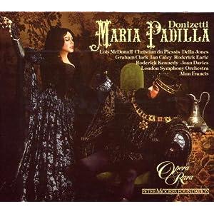 Donizetti: Maria Padilla (Gesamtaufnahme)