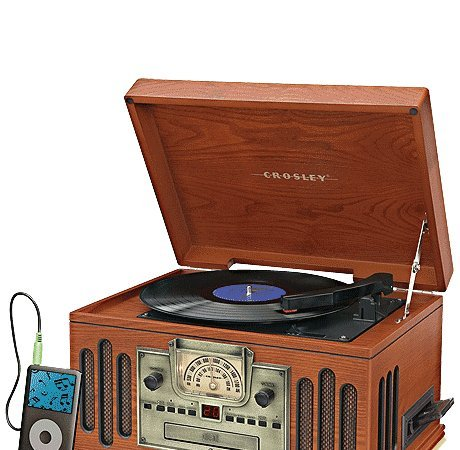 Crosley Musician Entertainment Center (Paprika)