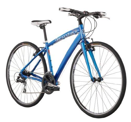 Diamondback 2013 Women's Clarity 2 Performance Hybrid Bike with 700c Wheels