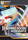 Learning Adobe Acrobat X for Mac [Download]