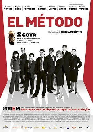 El metodo / Метод Гронхольма / The Method (2005)