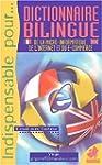 Dictionnaire bilingue de la micro-inf...