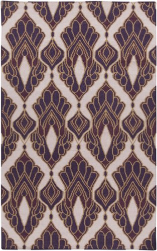 Surya Malene B Voyages VOY-50 Ikat and Suzani Area Rug, 8 by 11-Feet