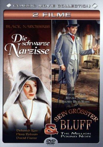Die schwarze Narzisse / Sein größter Bluff [2 DVDs]