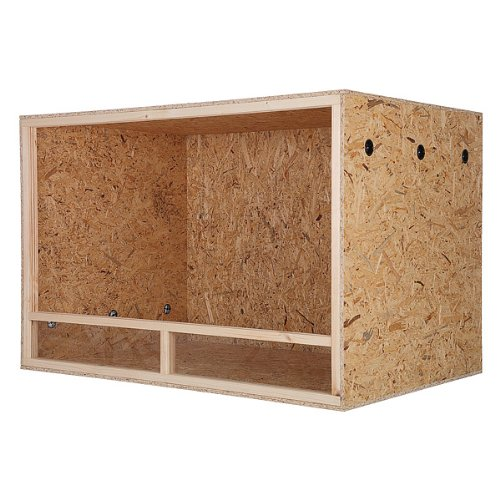 insektenhotel holz terrarium 120 x 80 x 80 osb platte holzterrarium. Black Bedroom Furniture Sets. Home Design Ideas