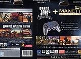 echange, troc GTA San Andreas Platinum + Manette Neo X vibrante - Noire