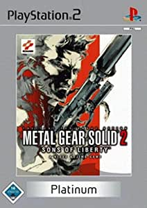 Metal Gear Solid 2: Sons of Liberty [Platinum]