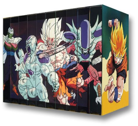 Dragon Ball Z - The Frieza Saga (Boxed Set III) [VHS]