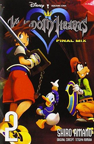Kingdom Hearts: Final Mix, Vol. 2 - manga (Kingdom Hearts 2 Manga compare prices)