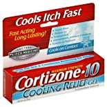 Cortizone-10 Anti-Itch Gel, Maximum Strength, Cooling Relief Gel 1 oz (28 g)