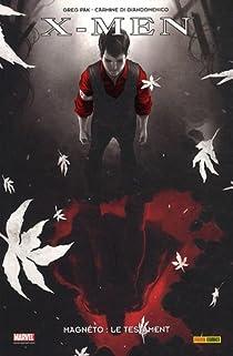 X-Men, Tome : Magn�to : le testament par Pak