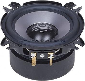 AUDIO sYSTEM eX100SQ aUDIO sYSTEM haut-parleur basse-médium/paire)