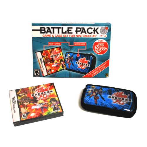 Bakugan Game and Case - Nintendo DS - 1