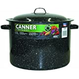 Granite Ware 706-2 11.5-Quart Covered Preserving Canner with Rack