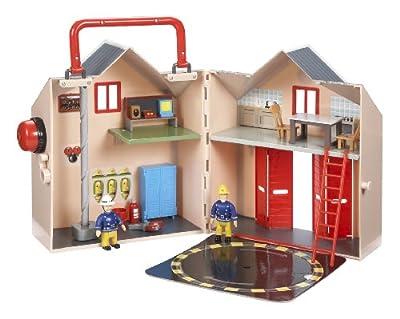Feuerwehrstation Spiel