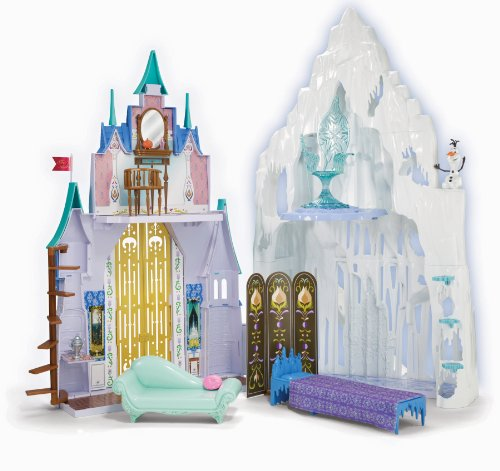 Disney Frozen Castle & Ice Palace Playset