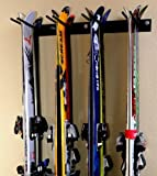 Rough Rack 4-8 Ski & Snowboard Rack