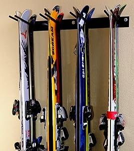 Rough Rack 4-8 Ski & Snowboard Rack