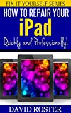 How To Repair Your iPad - Quickly and Professionally! (Fix It Yourself Series) (English Edition)