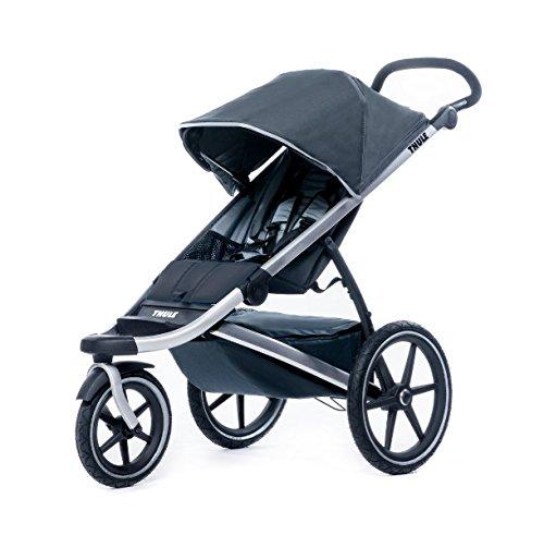 Thule 10101902 Urban Glide 1 Sport Stroller, Dark Shadow