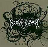 Origin by Borknagar [Music CD]