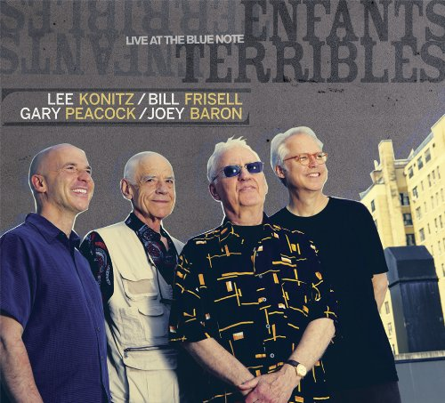 Enfant Terribles by Lee Konitz & Bill Frisell, Peacock & Baron, Lee Konitz and Bill Frisell