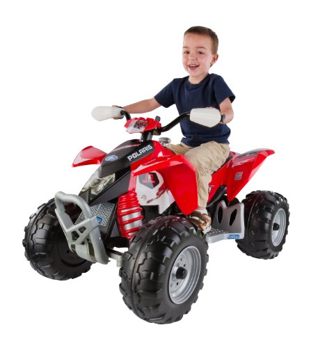 Peg perego polaris outlaw red for Peg perego polaris outlaw