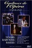 echange, troc L'art du chant: tenors, barytons, basses