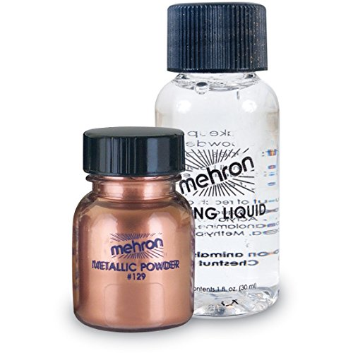 Mehron Copper Metallic Powder