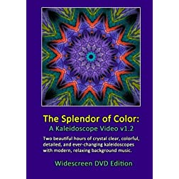 The Splendor of Color Kaleidoscope Video v1.2