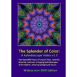 The Splendor of Color Kaleidoscope Video v1.2