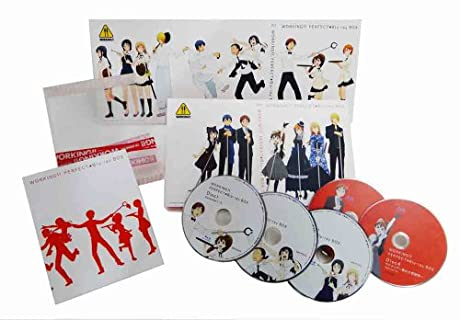 「WORKING!!」PERFECT☆Blu-ray BOX