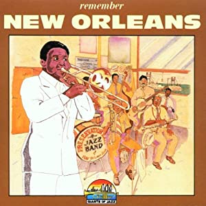 Remember New Orleans 1950-1958
