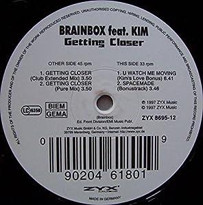 Getting closer (#zyx8695, feat. Kim) / Vinyl Maxi Single [Vinyl 12'']