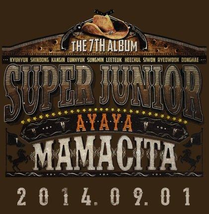 7集 - Mamacita(韓国盤)
