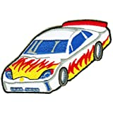 Nascar Car Sew-on Iron-on Patches Embroidered Applique