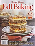 Paula Deen's Fall Baking Magazine 2016